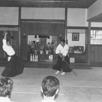 Nisshinkan dojo friendship seminar 2018